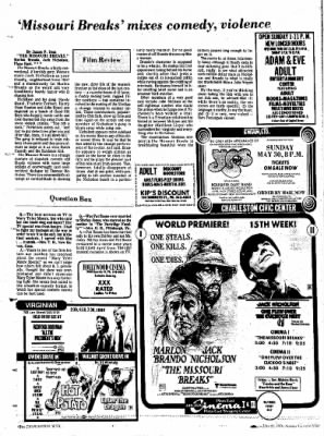 Sunday Gazette-Mail from Charleston, West Virginia on May 23, 1976 · Page 117