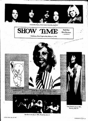 Sunday Gazette-Mail from Charleston, West Virginia on May 30, 1976 · Page 75