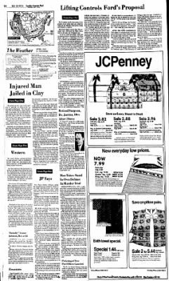 Sunday Gazette-Mail from Charleston, West Virginia on July 13, 1975 · Page 8