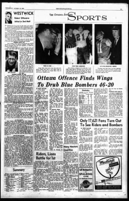 The Ottawa Journal from Ottawa,  on August 19, 1964 · Page 19