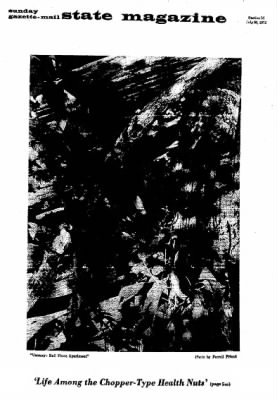 Sunday Gazette-Mail from Charleston, West Virginia on July 30, 1972 · Page 80