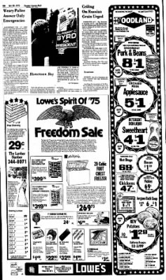 Sunday Gazette-Mail from Charleston, West Virginia on July 20, 1975 · Page 14