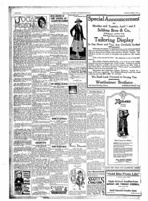 The Daily Courier from Connellsville, Pennsylvania on April 1, 1918 · Page 2