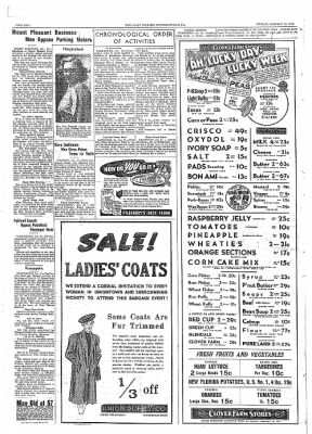 The Daily Courier from Connellsville, Pennsylvania on January 13, 1939 · Page 10