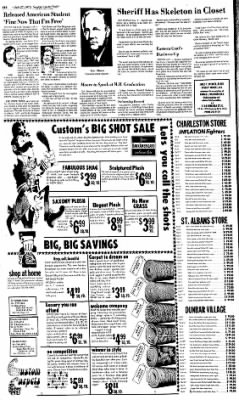Sunday Gazette-Mail from Charleston, West Virginia on July 27, 1975 · Page 65