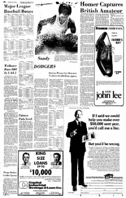 Sunday Gazette-Mail from Charleston, West Virginia on June 9, 1974 · Page 58