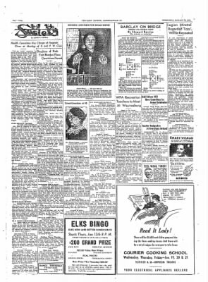 The Daily Courier from Connellsville, Pennsylvania on January 12, 1938 · Page 2