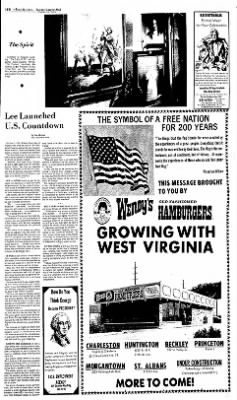 Sunday Gazette-Mail from Charleston, West Virginia on June 20, 1976 · Page 94