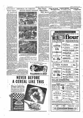 The Daily Courier from Connellsville, Pennsylvania on January 21, 1938 · Page 12