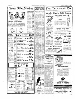 The Daily Courier from Connellsville, Pennsylvania on February 13, 1930 · Page 8