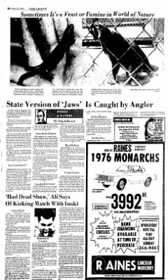 Sunday Gazette-Mail from Charleston, West Virginia on June 27, 1976 · Page 61