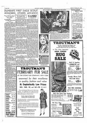 The Daily Courier from Connellsville, Pennsylvania on February 1, 1938 · Page 10