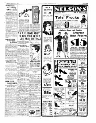 The Daily Courier from Connellsville, Pennsylvania on February 21, 1930 · Page 5