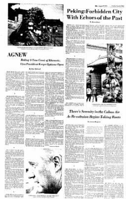 Sunday Gazette-Mail from Charleston, West Virginia on August 27, 1972 · Page 43