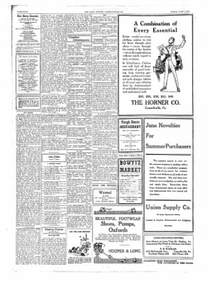 The Daily Courier from Connellsville, Pennsylvania on June 7, 1918 · Page 4