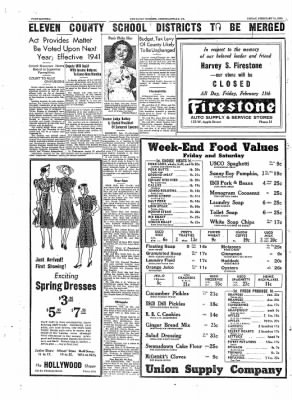 The Daily Courier from Connellsville, Pennsylvania on February 11, 1938 · Page 16
