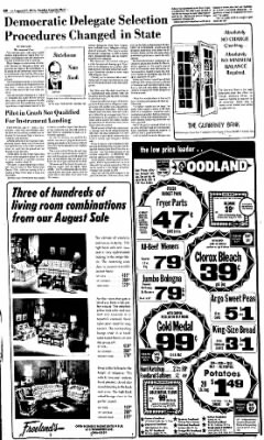 Sunday Gazette-Mail from Charleston, West Virginia on August 17, 1975 · Page 24