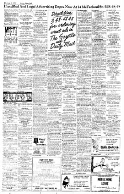 Sunday Gazette-Mail from Charleston, West Virginia on September 3, 1972 · Page 24