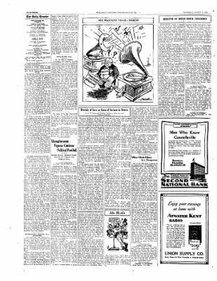 The Daily Courier from Connellsville, Pennsylvania on March 6, 1930 · Page 4