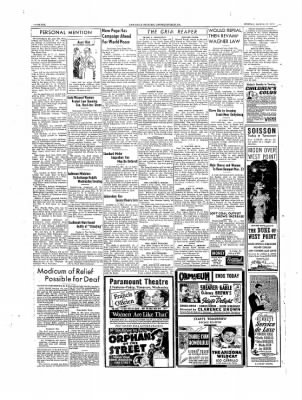 The Daily Courier from Connellsville, Pennsylvania on March 13, 1939 · Page 6