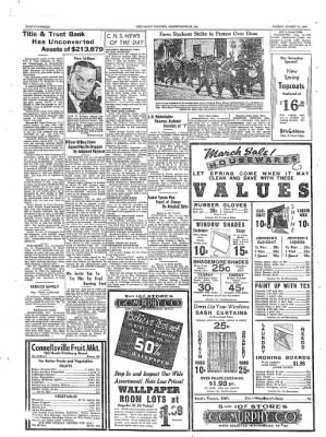 The Daily Courier from Connellsville, Pennsylvania on March 11, 1938 · Page 14