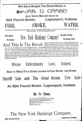Logansport Pharos-Tribune from Logansport, Indiana on March 17, 1895 · Page 2