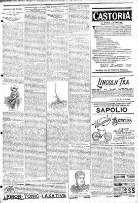 Logansport Pharos-Tribune from Logansport, Indiana on March 20, 1895 · Page 7