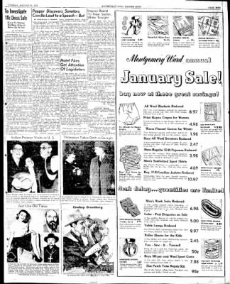The Courier News from Blytheville, Arkansas on January 21, 1947 · Page 5