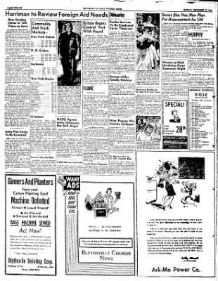 The Courier News from Blytheville, Arkansas on December 17, 1951 · Page 12