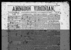 The Abingdon Virginian