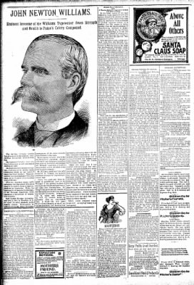 Logansport Pharos-Tribune from Logansport, Indiana on March 30, 1895 · Page 2