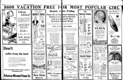 The Courier News from Blytheville, Arkansas on June 11, 1931 · Page 8