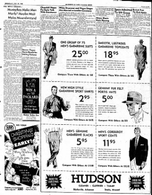 The Courier News from Blytheville, Arkansas on November 20, 1952 · Page 9