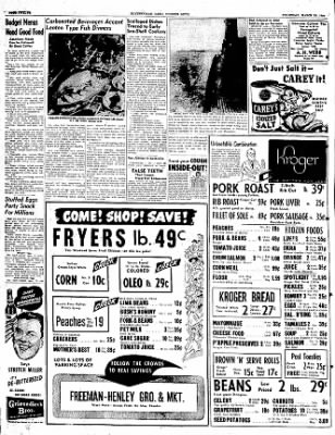 The Courier News from Blytheville, Arkansas on March 23, 1950 · Page 12