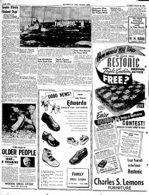 The Courier News from Blytheville, Arkansas on March 28, 1950 · Page 2