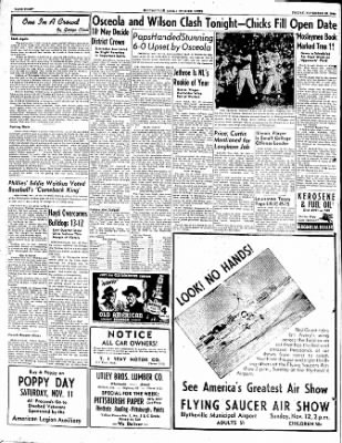 The Courier News from Blytheville, Arkansas on November 10, 1950 · Page 8