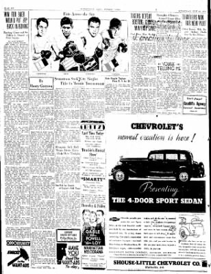 The Courier News from Blytheville, Arkansas on June 13, 1934 · Page 6