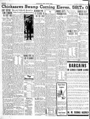 The Courier News from Blytheville, Arkansas on September 26, 1936 · Page 6