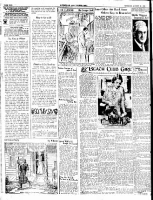 The Courier News from Blytheville, Arkansas on August 16, 1934 · Page 4