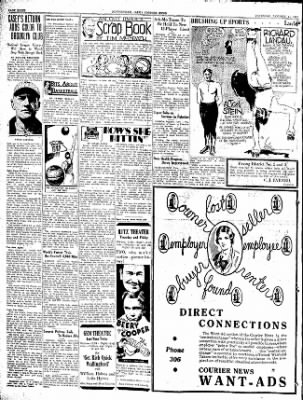 The Courier News from Blytheville, Arkansas on January 14, 1932 · Page 6