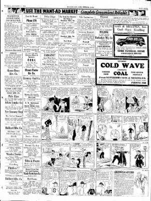 The Courier News from Blytheville, Arkansas on November 3, 1936 · Page 7
