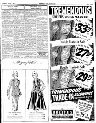 The Courier News from Blytheville, Arkansas on August 7, 1952 · Page 3