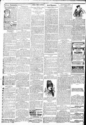 Logansport Pharos-Tribune from Logansport, Indiana on April 25, 1895 · Page 2