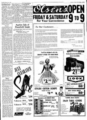 Logansport Pharos-Tribune from Logansport, Indiana on July 11, 1957 · Page 35