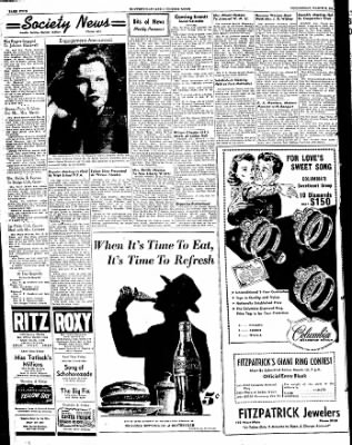 The Courier News from Blytheville, Arkansas on March 9, 1949 · Page 4