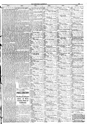 The Bakersfield Californian from Bakersfield, California on October 28, 1908 · Page 11