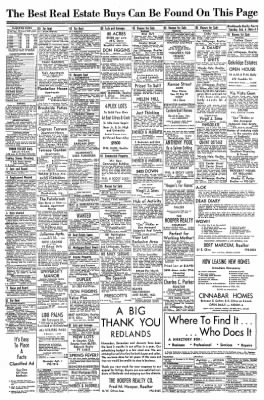 Redlands Daily Facts from Redlands, California on February 4, 1964 · Page 11