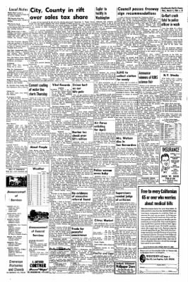 Redlands Daily Facts from Redlands, California on March 4, 1964 · Page 5