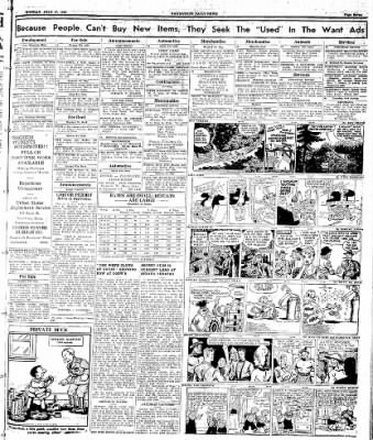 Naugatuck Daily News from Naugatuck, Connecticut on July 17, 1944 · Page 7