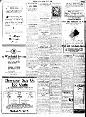 Sterling Standard from Sterling, Illinois on December 11, 1916 · Page 5